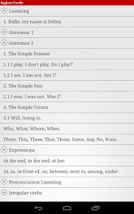 Easy English- screenshot thumbnail