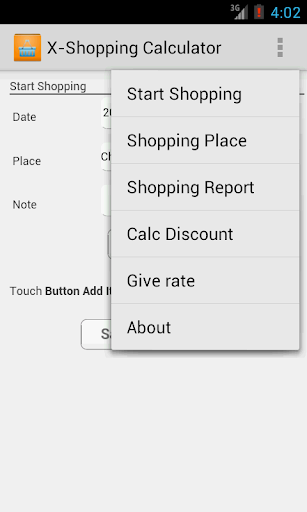 Shopping Calculator Pro