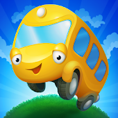 Bus Story for Kids 4-6 years