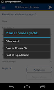 Pantaenius Yacht Insurance- screenshot thumbnail