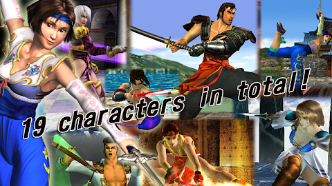 SOULCALIBUR Screenshot 14