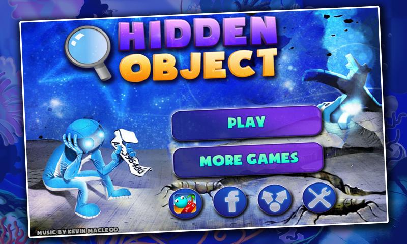 Hidden Object - screenshot