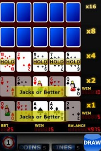 Upgrade Video Poker- screenshot thumbnail
