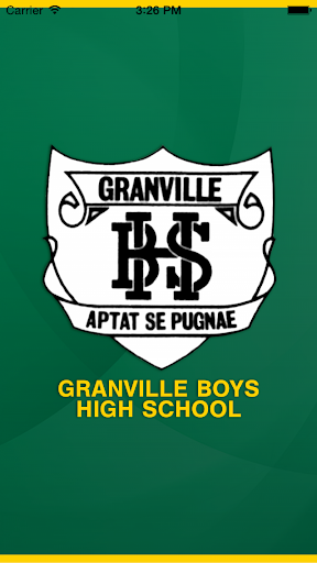 Granville Boys High School