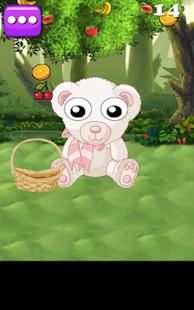 My baby care bear pet
