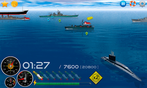 Silent Submarine Career v2.1.0