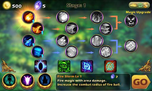 【免費策略App】魔法防御大师-APP點子