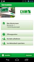 Screenshot of LVM