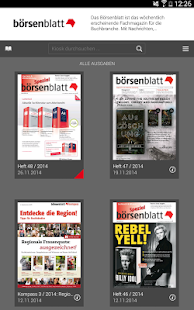 Börsenblatt - screenshot thumbnail