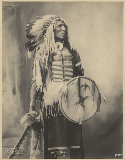Swift Dog, Sioux