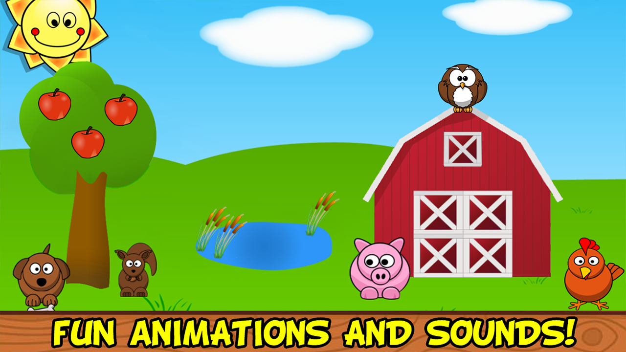 Barnyard Games For Kids Free - Revenue & Download estimates - Google ...