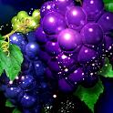 Grape! Live Wallpaper