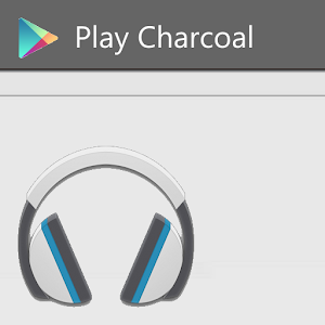 Download App Play Charcoal Apollo Theme - iPhone App