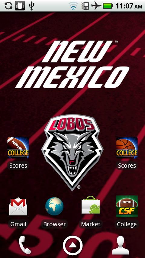 New Mexico Live Wallpaper HD - screenshot
