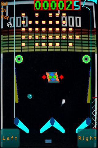 App-In-Ball Pinball Simulator- screenshot