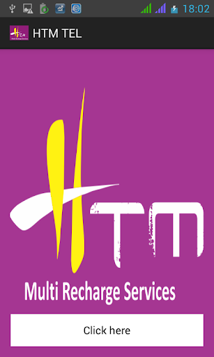 HTM TEL - All Recharges
