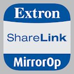 MirrorOp for Extron ShareLink v1.1.7.6