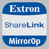 MirrorOp for Extron ShareLink