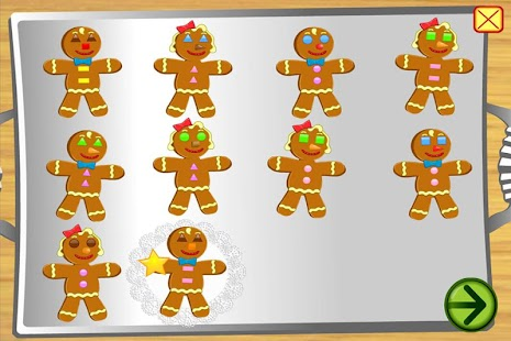 Starfall Gingerbread - screenshot thumbnail