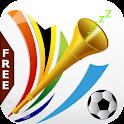 Droid Vuvuzela Free logo