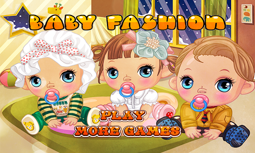 Baby Fashion– Baby Games