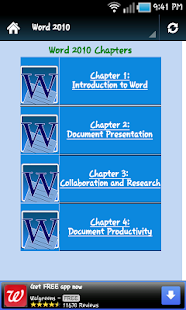Office 2013 - Study Guide Free - screenshot thumbnail