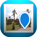 GPS Photo Viewer (use HereMap) icon
