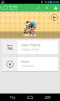 Screenshot of Animal Crossing New Leaf Guide