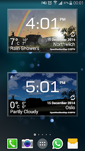 cliMate Animated WeatherWidget v3.8.1