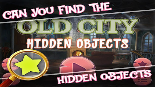 Old City Hidden Objects