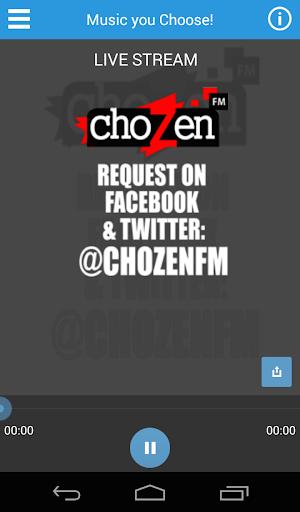 CHOZEN FM