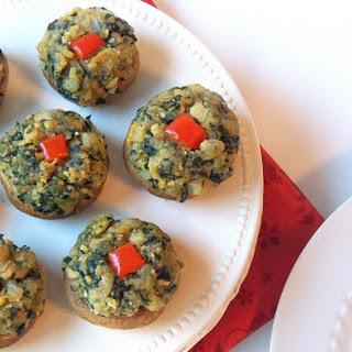 Ritz Cracker Stuffed Mushrooms Recipes.