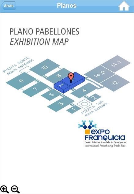 EXPOFRANQUICIA 2014 - screenshot