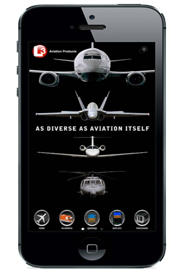 L3 Aviation Products- screenshot