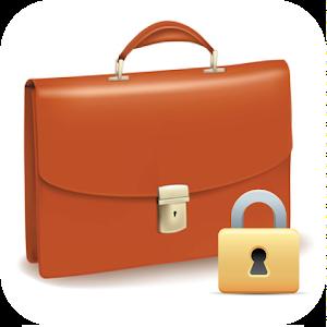 App Briefcase + (App  Lock) 商業 App LOGO-APP試玩
