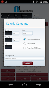 N4 Diet Generator / Planner- screenshot thumbnail
