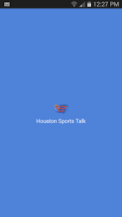 Houston Sports Talk- screenshot thumbnail