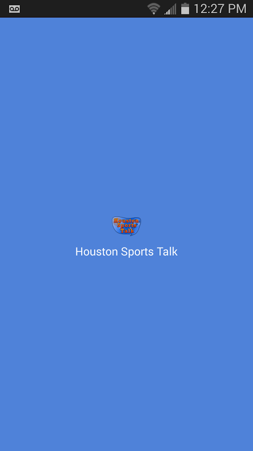 Houston Sports Talk- screenshot