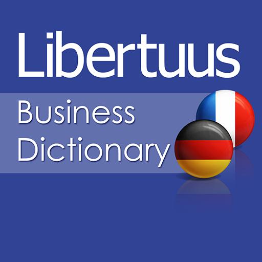 Wirtschaft Wörterbuch De-Fr LOGO-APP點子