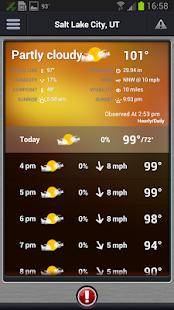FOX 13 Weather - screenshot thumbnail