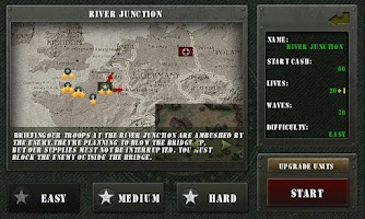 Screenshot of Soldiers of Glory: WW2 Free