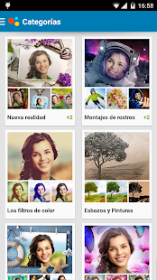 Photo Lab - editor de fotos - screenshot thumbnail