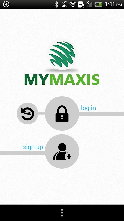 MyMaxis - screenshot
