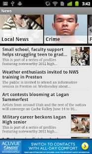 The Herald Journal - screenshot thumbnail