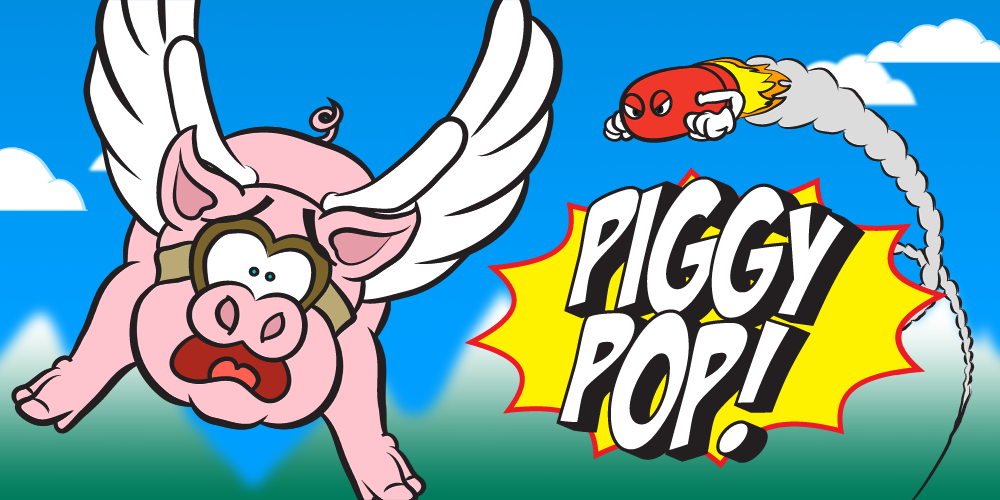 Piggy Pop- screenshot