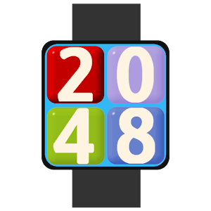 2048 - Android Wear