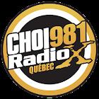 CHOI Radio X icon