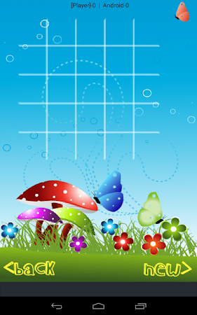 Tic Tac Toe in Blue Sky 7.0 screenshot 1723744