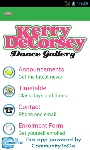 Kerry DeCorsey Dance Gallery
