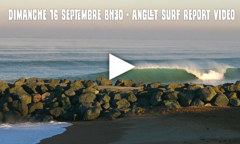 Anglet Surf Info- screenshot